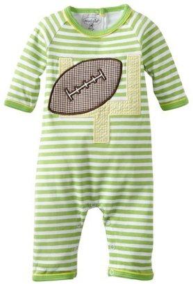 Mud Pie Newborn Baby-Boys Football Sleeper