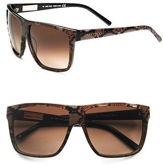 Jimmy Choo Roxanne Retro Sunglasses