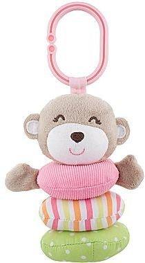 Carter's Pink Monkey Vibration Pal
