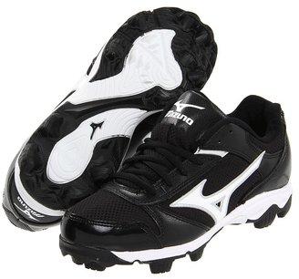 Mizuno Finch Franchise 4 (Black/White) - Footwear