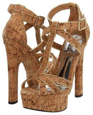Bebe Fabiana (Natural) - Footwear