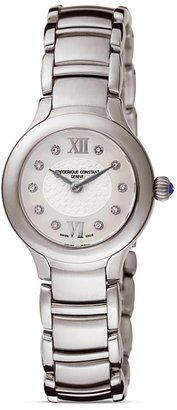 "Frederique Constant Junior"" Quartz Watch With Diamonds, 26 mm"