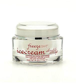Freeze 24-7 Freeze 247 7TM Ice Cream Double Scoop Intensive Anti-Aging Moisturizer