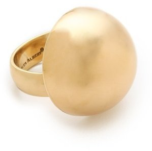 Charles Albert Smooth Bubble Ring