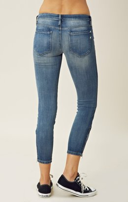 Genetic Denim James Crop Zipper Jeans