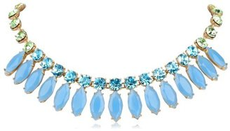 "Carolee California Girls"" Ombre Collar Necklace, 19"""