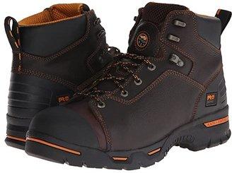 Timberland Endurance PR 6 Steel Toe (Briar) Men's Work Boots