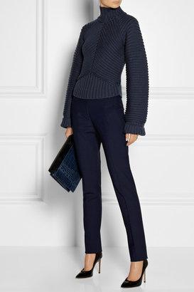 Vionnet Chunky-knit merino wool sweater