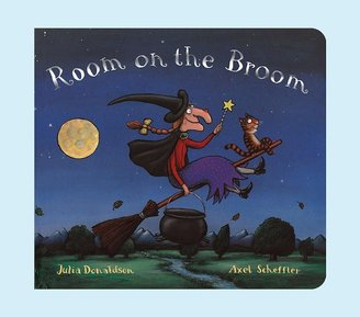 b-ROOM Room on the Broom Board Book By Julia Donaldson