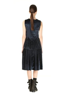Marc by Marc Jacobs Valentina Velvet Skirt