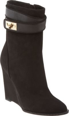 Givenchy Shark Tooth Wedge Ankle Boot