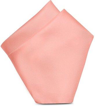 Forzieri Solid Silk Pocket Square