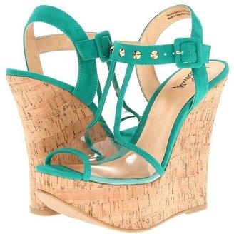 Luichiny Got Me Now (Aqua) - Footwear