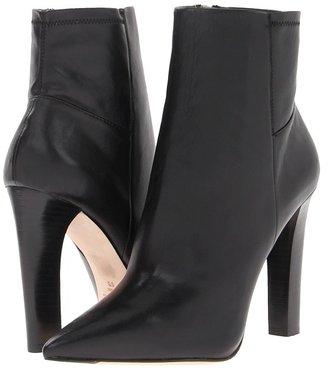 Elizabeth and James Vikki (Black Leather) - Footwear