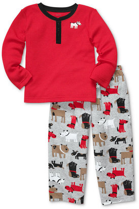 Carter's Baby Set, Baby Boys 2-Piece Long-Sleeved Top and Pajama Pants