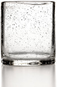 Artland Glassware, Iris Clear Double Old Fashioned Glass