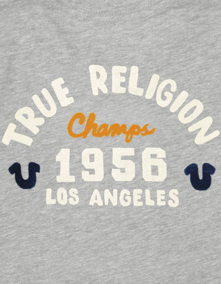 True Religion Boys Varsity Champ Tee