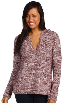 Roxy Sierra Ridge Sweater (Granite Heather) - Apparel
