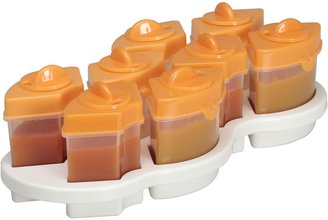 Baby Brezza Octo Storage System - Orange