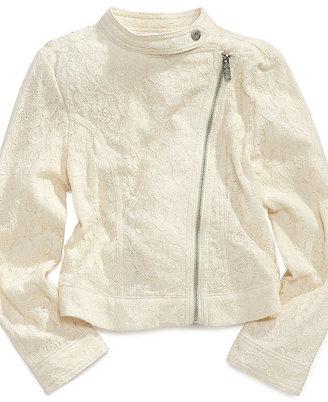 GUESS Jacket, Girls Lace Jacket