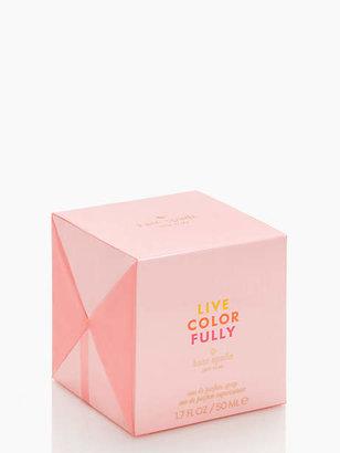 Kate Spade Live colorfully 1.7 oz eau de parfum