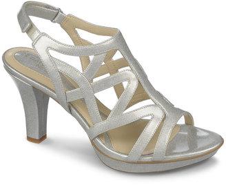 Naturalizer Danya Dress Sandals $79 thestylecure.com