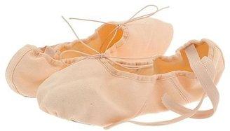 Capezio Canvas Juliet (Light Ballet Pink) Women's Ballet Shoes