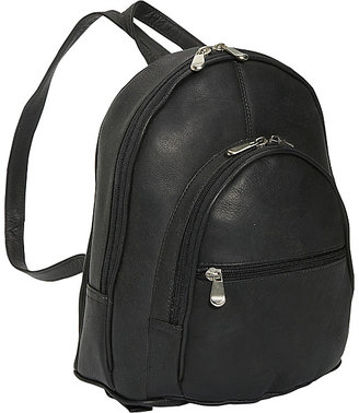 David King & Co. Double Compartment Backpack