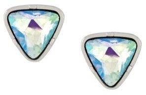 BCBGeneration Triangle Pendant Stud Earrings