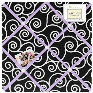 JoJo Designs Sweet Kaylee Memo Board