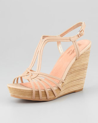 Seychelles Gale Force Strappy Wedge Sandal