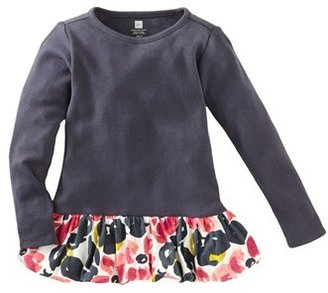 Tea Collection 'Water Blossom' Bubble Top (Toddler Girls, Little Girls & Big Girls)