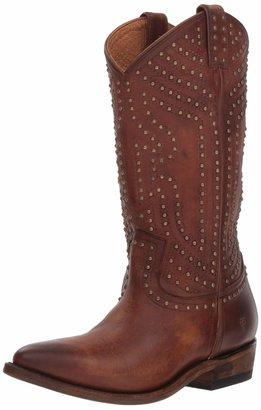 Frye Women's Billy Stud Pull On Western Boot