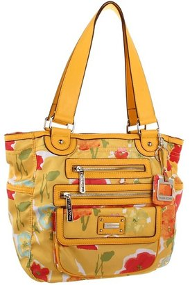Tyler Rodan Burke Tote (Waterfloral Yellow) - Bags and Luggage