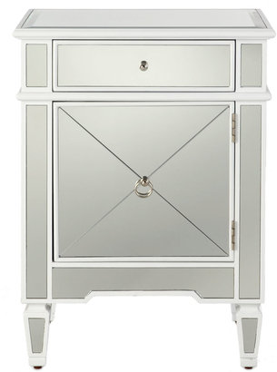 Horchow Iris Mirrored Chest