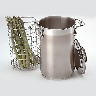All-Clad Stainless Steel Asparagus Pot