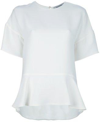 Valentino peplum t-shirt