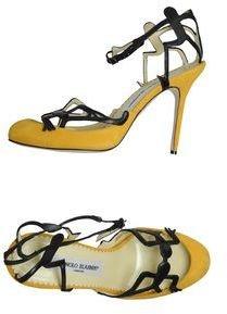 Manolo Blahnik High-heeled sandals