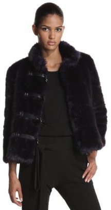 Halston Women's Toggle Coat