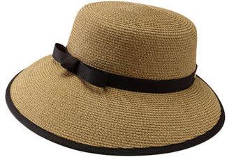 Women's Eric Javits Squishee Straw Cap - Multi $190 thestylecure.com
