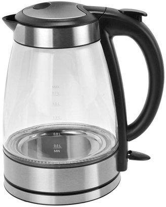 Kalorik 1.7 l Water Kettle in Black and Stainless Steel
