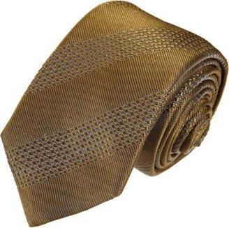 Lanvin Textured Stripe Tie