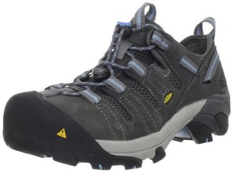 KEEN Utility Women's Atlanta Cool ESD Steel Toe Work Shoe $135 thestylecure.com