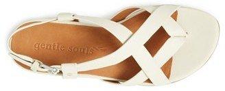 Gentle Souls 'Only Joy' Leather Sandal (Women)