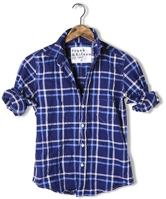 FRANK & EILEEN Barry Limited Edition Plaid Button Down Shirt