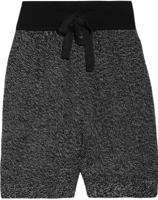 Sonia Rykiel Sonia by Merino wool shorts
