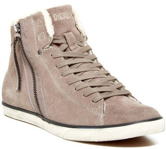 Diesel Beach Pit Sneaker $150 thestylecure.com