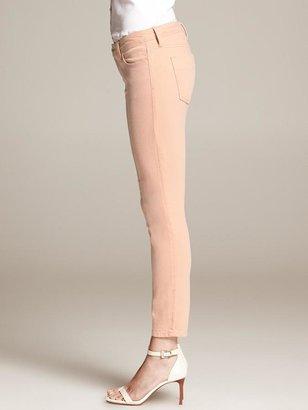 Banana Republic Pastel Skinny Ankle Jean