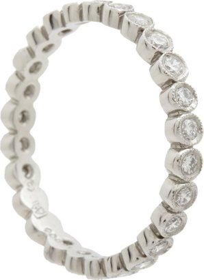 Cathy Waterman Women's Stackable Band-Colorless