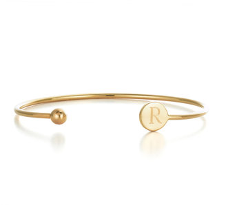 Sarah Chloe Round Elle Bangle